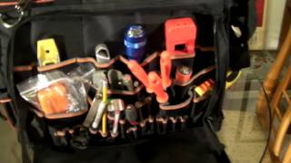 Klein Ultimate Electrician's Toolbag 55418-19
