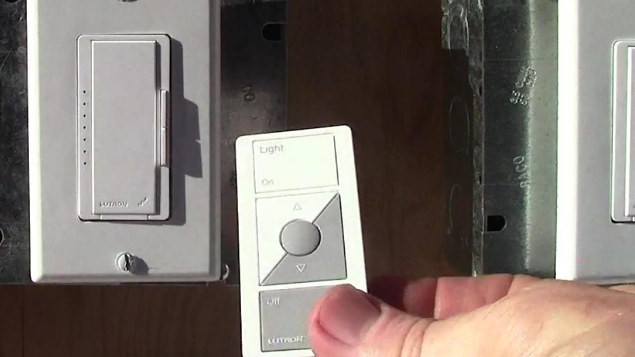 Lutron Wireless MRF2-6CL & 2 Companion Wireless Dimmer Switches Installation