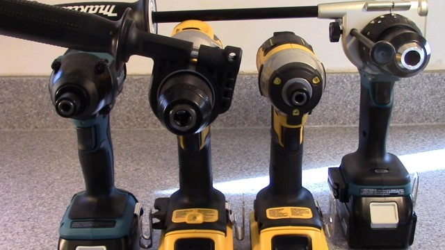 DeWalt vs Makita Brushless Hammer Drill and Impact Combo Set Comparisons