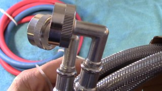 Braided Stainless Steel vs. Rubber Washing Machine Hose Comparisons