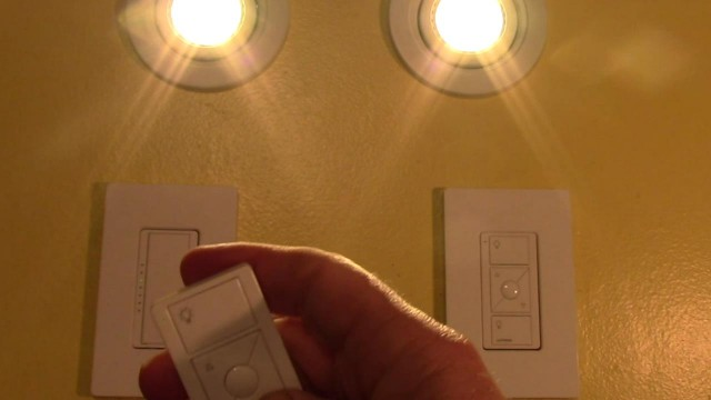 Replace Your Light Switch with a Wireless Multi-location Dimmer Switch System (Lutron MRF2-6CL)