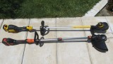 DeWalt vs Black & Decker Brushless String Trimmer Comparison