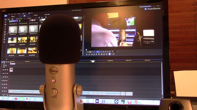 How To Use the Blue Yeti USB Microphone and Review