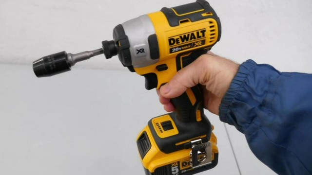 DeWalt DCF887 New Impact Driver Review and Demonstration