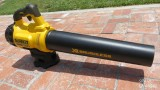 DeWalt Brushless 20 Volt Max Blower Review (DEWALT DCBL720P1)