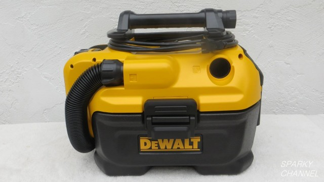 DeWalt 20 Volt Max, A/C and 18V Cordless Shop Vac Review (DEWALT DCV581H)