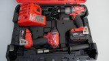 Milwaukee New M18 Fuel 2 Tool Combo Kit (2897-22 2nd Generation)