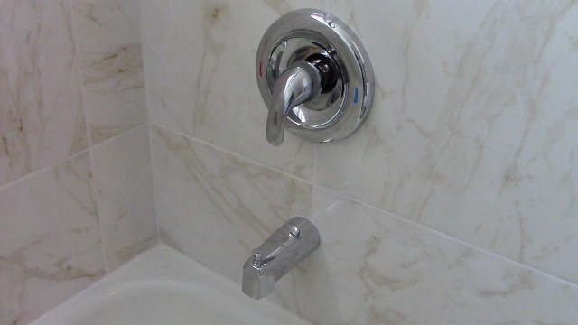 How To Install a Moen Adler Tub and Shower Faucet