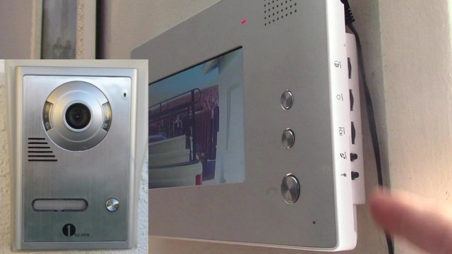 How To Install a 1byOne Video Doorbell Monitor System (VP-0732)