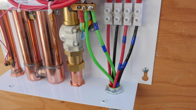 How to Wire the EcoSmart Eco 18 Electric Tankless Water Heater
