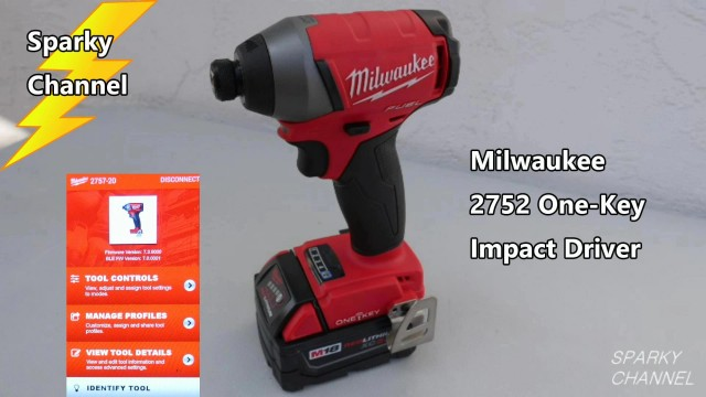 Milwaukee One Key Impact Driver 2752-22 Review and Demonstration