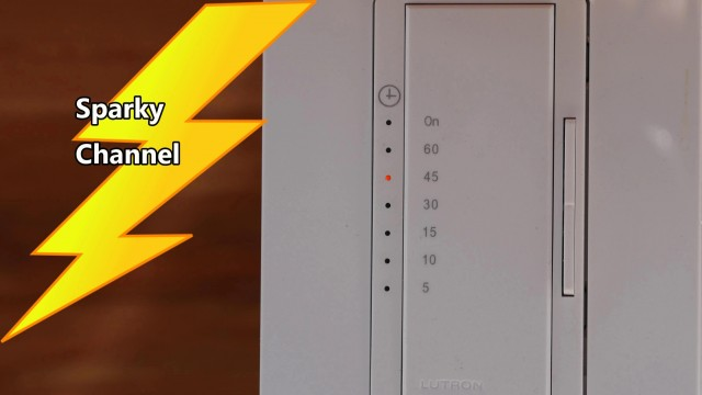 How To Install the Lutron Maestro Countdown Timer Switch (MA-T51MN)