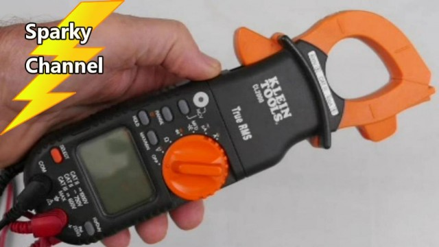 How To Use All the Functions of the Klein CL2000 True RMS Clamp Meter