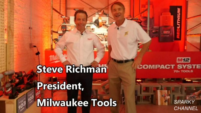 Conversation With Milwaukee Tools President Steve Richman