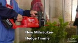 Milwaukee M18 Fuel Hedge Trimmer