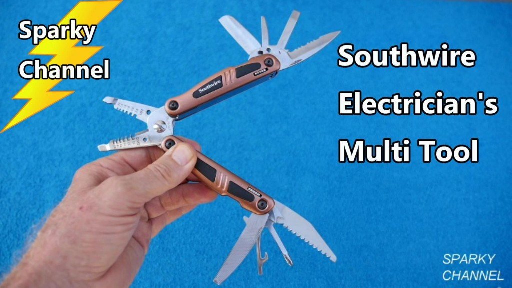 Southwire Electrician S Multi Tool Review And