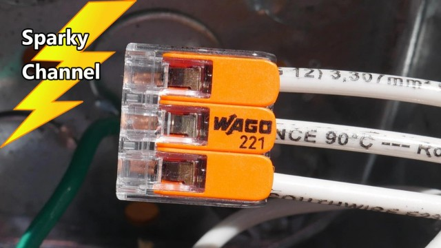Wago Lever-Nuts New 221 Series