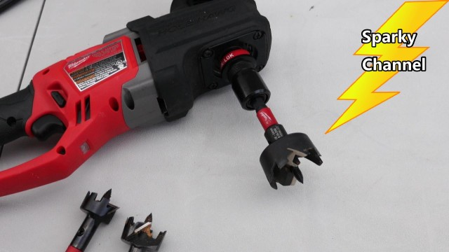 How to Change Blades on Milwaukee Switchblade Bits and Use the Quik-Lok System