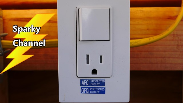 How to Install the Leviton Combination Switch and TR Receptacle
