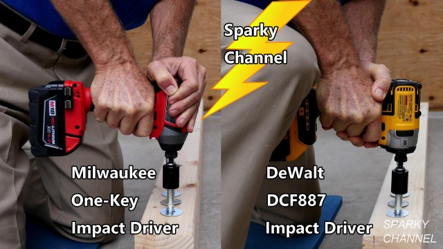How to Keep Your Impact Driver Running Cool + Increase Performance: Dewalt DCF887, Milwaukee One Key