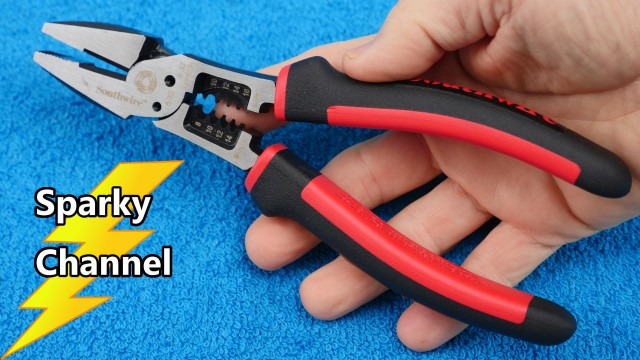 Southwire Multi Tool Linesman Pliers (MPSCP 6 in 1) Review