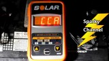 How to Test Your Car Battery With a Solar BA7 Battery and System Tester