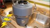 How to Install the InSinkErator Evolution Compact Garbage Disposal + Air Gap Installation