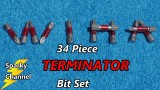 Wiha Terminator 34 Piece Impact Bit Set 76899 Review