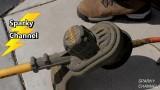 DeWalt 60V Max String Trimmer Air Inlet Maintenance