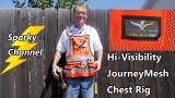 Atlas 46 JourneyMesh High Visibility Chest Rig