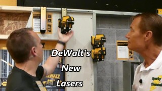 DeWalt Lasers from Nashville both Red and Green for Various Price Ranges