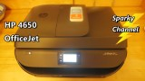 How to Setup the HP 4650 OfficeJet Printer Wirelessly for 1 or Multiple Computers