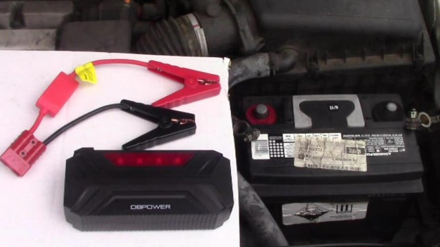 DBPower 16500 mAh Portable Car Jump Starter Review and Demonstration