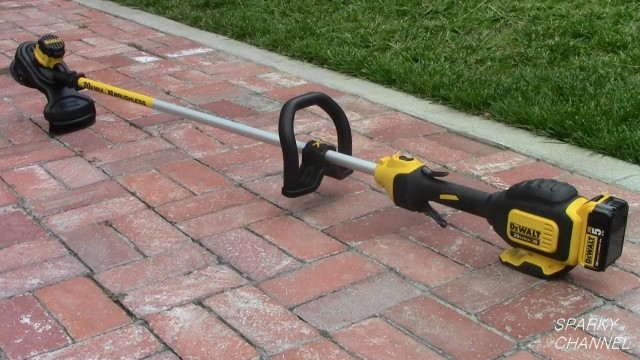 DeWalt Brushless 20 Volt Max String Trimmer Review