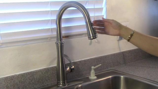 Kohler Bellera Pull-Down Faucet Installation (Kohler K-560-VS)