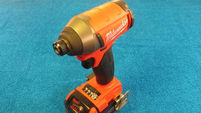 Milwaukee New M18 Fuel Impact Driver 2753-20 Demonstration and Review