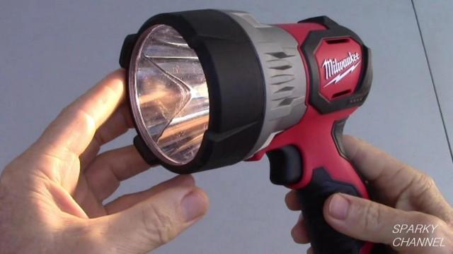 Milwaukee M12 Spotlight, Work Light, Stick Light and Lantern Review