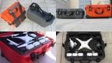Nanuk 945 vs Nanuk 950 DJI Phantom 3 Quadcopter Case Comparison