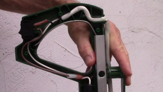 How To Replace an Electrical Cord For an Oreck XL Vacuum