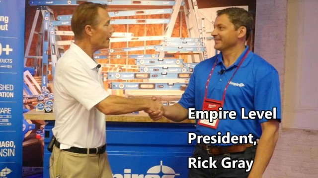 Conversation with Empire Level President Rick Gray