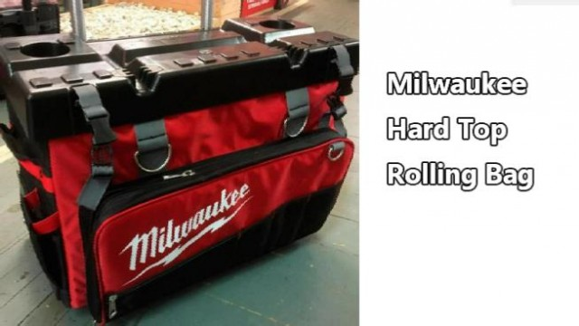 Milwaukee Rolling Bags