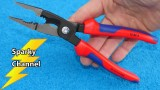Knipex Electrical Installation 6 in 1 Pliers 13 82 8 Review