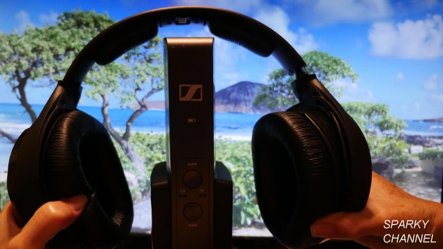 How To Listen To TV Wirelessly With Sennheiser RS 175 RF Headphones