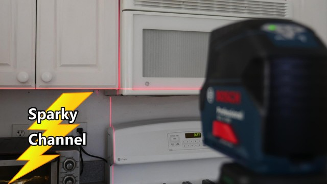 Bosch GCL 2-160 Self-leveling Cross Line Laser Level With Plumb Points Review