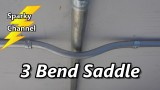 How to Make a 3 Bend Saddle with a Free Smartphone App and Ideal BenderBoot