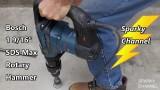 Bosch 1 9/16″ SDS Max Combination Rotary Hammer RH540M