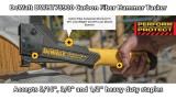 DeWalt Tough System Workshop Racking System: How To Install and Demonstration